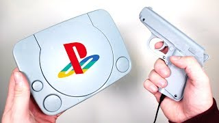Unboxing $5 FAKE Playstation 1