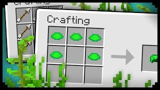 ✔ Minecraft: 10 New Crafting Recipes