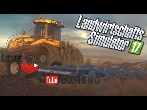 48H - STREAM - Landwirtschafts-Simulator 17 - MEGA HARDCORE [GER] [ENG] [FS17][LS17]