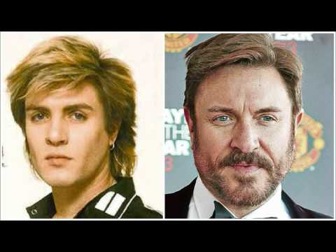 80 's singers playlist THEN and NOW