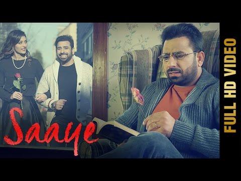 SAAYE (Full Video) || SHEERA JASVIR || Latest Punjabi Songs 2016 || AMAR AUDIO