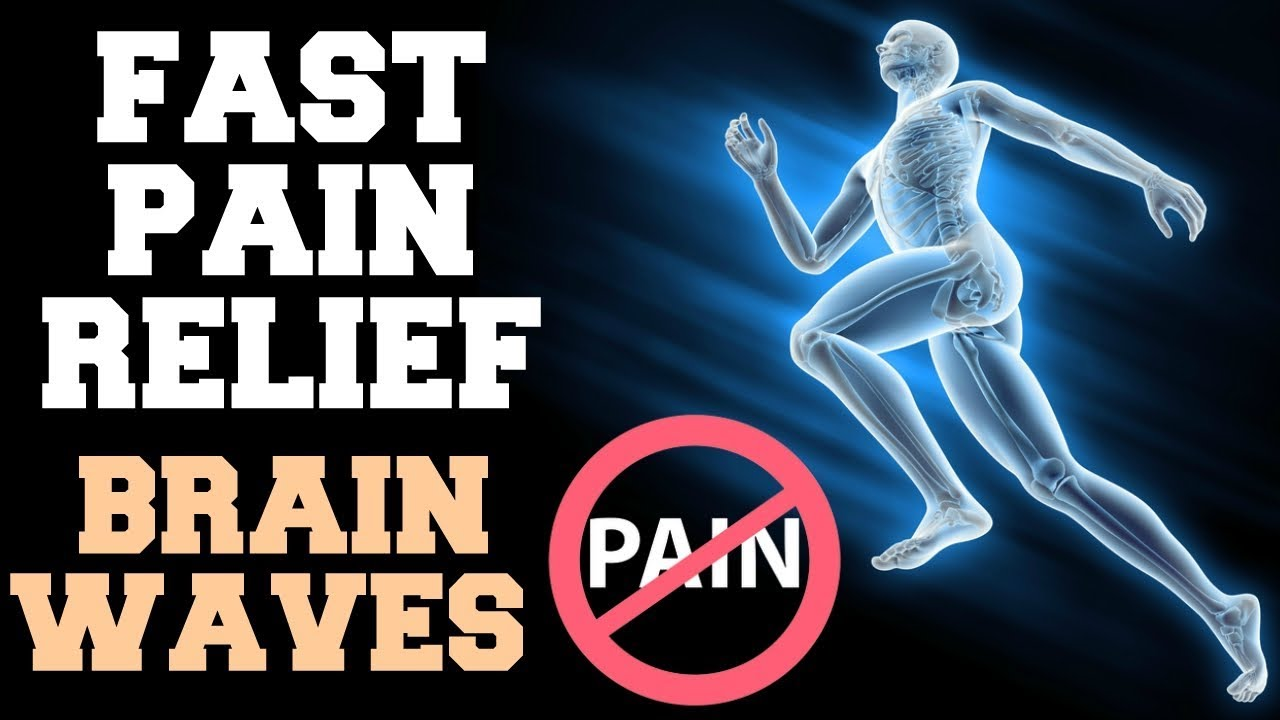 **INSTANT PAIN RELIEF** BRAINWAVES :  EXTREMELY POWERFUL | Video