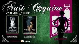 Teaser Nuit Coquine @ CinéBelval, 29/01/2013