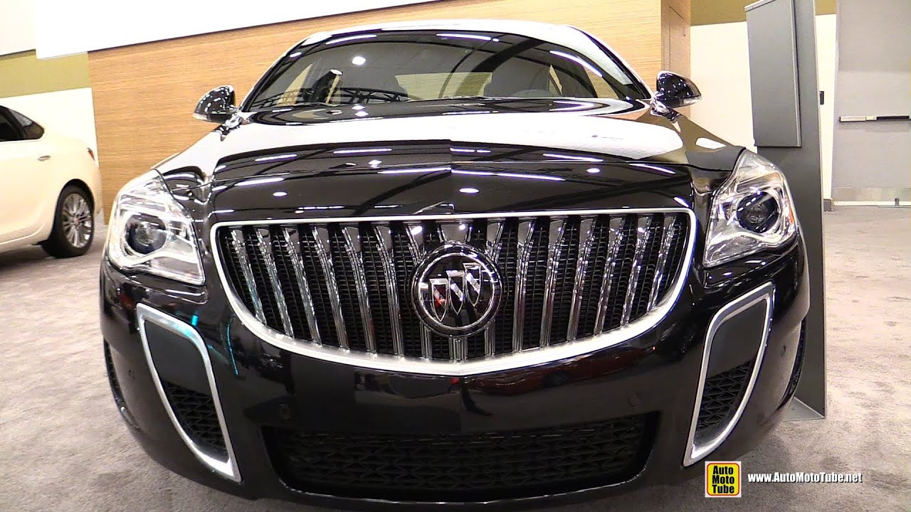 2015 buick regal gs exterior and interior walkaround. Black Bedroom Furniture Sets. Home Design Ideas