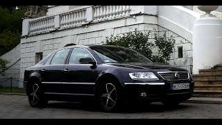 AutoTest - Volkswagen Phaeton 3.2 V6