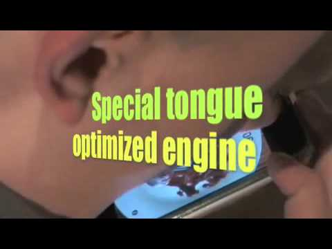 Lick your iPhone! - iLickit Crazy Lick Game - first ever iPhone game ...