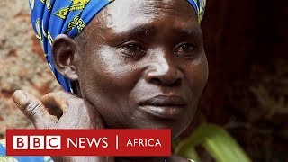 'Why I forgave the man who killed my children' - Rwandan genocide survivor - BBC Africa
