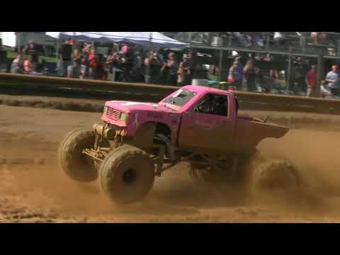 "THE PIT ""Mud Mayhem 2019"" at Virginia Motor speedway"