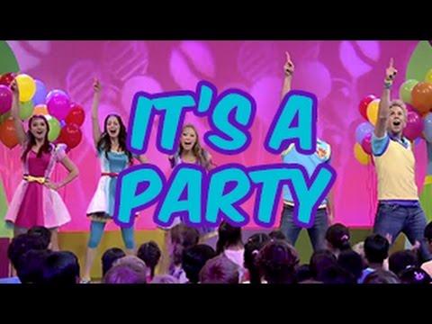 It's A Party - Hi-5 Season 15