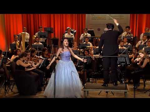 "Julietta Aleksanyan-Olimpa's aria from ""Alsace"""