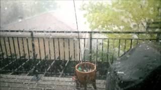 tornado alarm in Denver