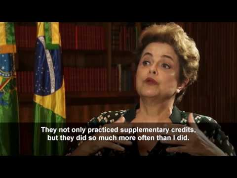 Reaction to Dilma Rousseff interview from Georgetown University Professor Erick Langer