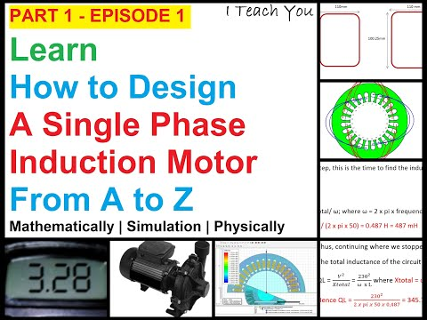 Ansys Motor Design Flow Overview Youtube