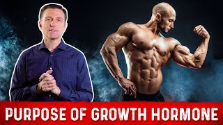 The Purpose of Human Growth Hormone (HGH) Goes Beyond Muscle Building