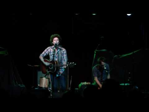 Jeremy Fisher - Scar That Never Heals Live - The Orange Peel