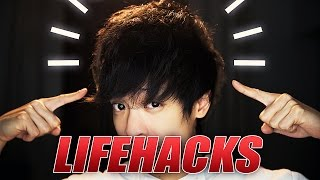 Wie STYLE ich meine HAARE ? LIFEHACKS | Gong Bao