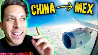 ADIOS CHINA! 🔥 Mi vuelo de Regreso | Alex Tienda ✈️