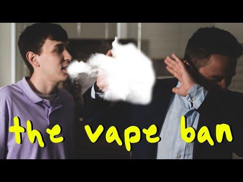 The Vape Ban, Explained