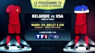France - Nigeria, Argentine - Suisse...Le programme TV des huitièmes de finale !