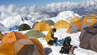 IMA Cho Oyu Expedition Iphone