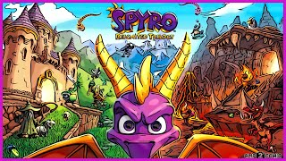 Spyro Reignited Trilogy LIVE with Caty Waller
