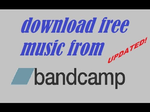 download bandcamp music
