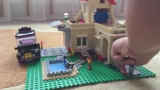 Сериал Лего фрэндс фрути бар
