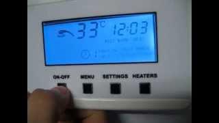 Klima Hitze ER(Инструкция по электронному управлению на водонагреватели Klima Hitze (на англ. языке), 2015-10-06T09:17:08.000Z)