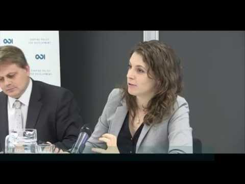 Jodie Keane - Global Value Chains In Asia: Is Everyone Benefiting?