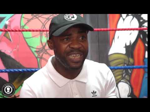 Patrick Bonyeme claims to have Africa's best gym and says Kuvesa KO's Makhense easy