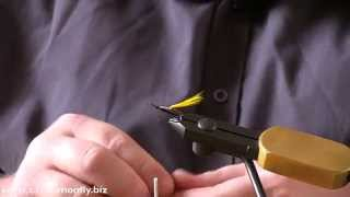 How to tie a Silver Stoats Tail salmon fly