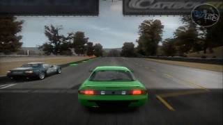 Need For Speed:SHIFT Gameplay - PC - On 8600GTS |HD|