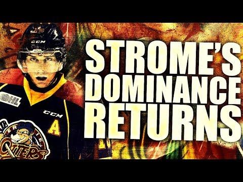 Dylan Strome's DOMINANCE Is Back (23 Points In 29 Games W/ Alex DeBrincat / Chicago Blackhawks) NHL