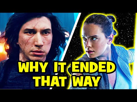 How REY & KYLO REN Predicted Their Destiny in RISE OF SKYWALKER