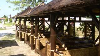 Jual Gazebo Bambu di Surabaya