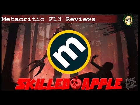 Friday The 13th Metacritic Reviews | Satire Friday The 13th: The Game Reviews Revealed!