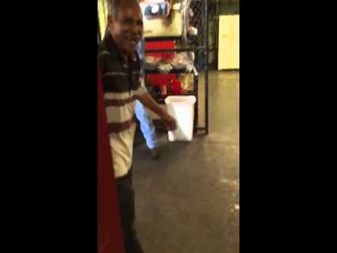 Scare prank at airport Laredo tx part 3