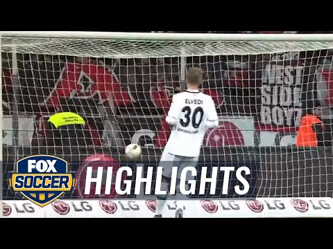 All Chicharito goals from his first Bundesliga season | 2015-16 Bundesliga Highlights