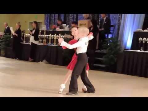 Foxtrot, Eric & Dasha, Kings Ball 11/29/14, PT1 Bronze