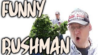 FUNNY VIDEO - Funny Joke - Combined Episodes Part 5 _ Ryan Lewis Bushman Scare Prank