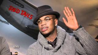 NE-YO, ELIJAH KELLEY, TRISTAN WILDS INTERVIEW - RED TAILS