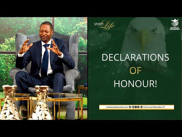 EMMANUEL MAKANDIWA||THE DECLARATIONS OF HONOUR (SEASON OF HONOUR CONFERENCE)