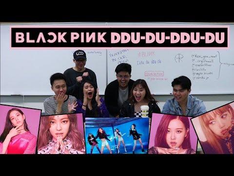 [APRICITY] K-pop Dancers React To BLACKPINK 뚜두뚜두 (DDU-DU DDU-DU) ITS DDU-DU DDU-DU REVOLUTION!