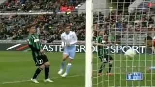 Video Gol Pertandingan Sassuolo vs Lazio