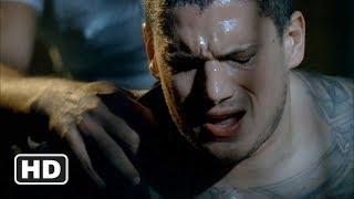 Prison Break - Scofield verbrennt sich (HD)   Netclip