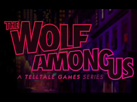 The Wolf Among Us EP1 Music   Opening Credits Extended