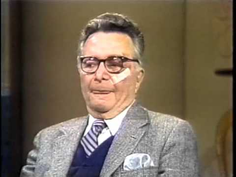 Henry Morgan on Late Night, February 8, 1982