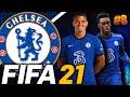 FIFA 21 ⚽ КАРЬЕРА ЗА ЧЕЛСИ |#8| - РЕШАЮЩАЯ ИГРА ЗА ВЫХОД ИЗ ГРУППЫ