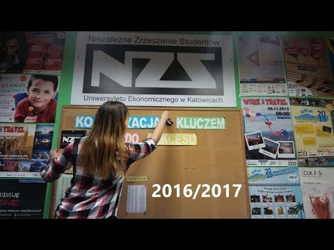 NZS UE w Katowicach 2016/2017