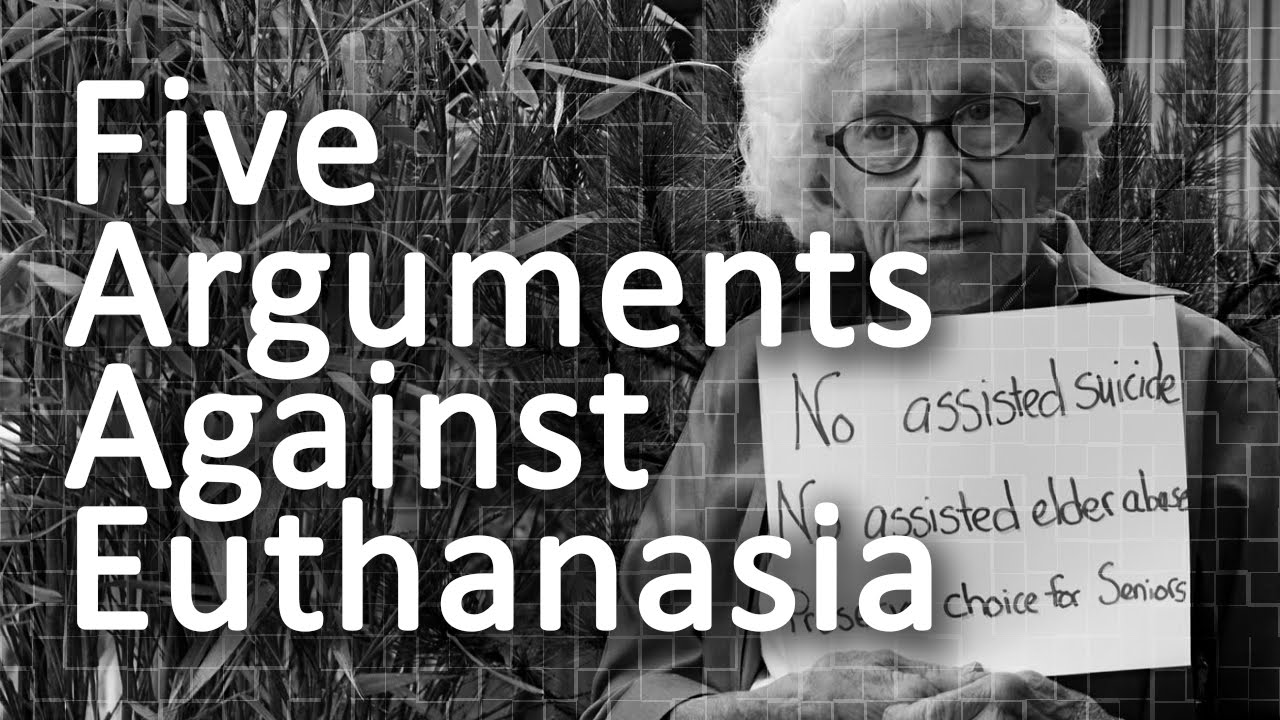 An argument against abortion and euthanasia